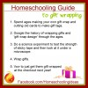 The Homeschooling Guide to Gift Wrapping