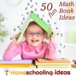 Fun Math Book Ideas for Homeschool