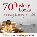 Kids History Books Homeschool